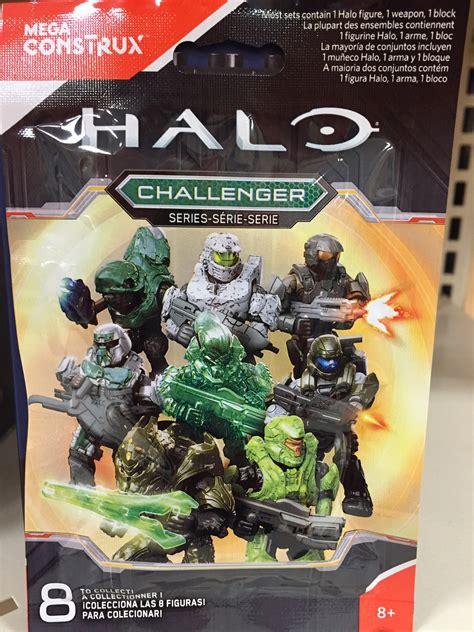 Halo Mega Bloks Challenger Codes