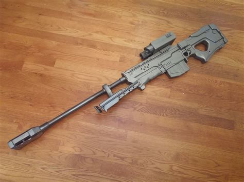 Halo Sniper Rifle Prop For Sale