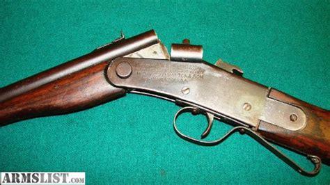 Hamilton 22 Rifle 1907