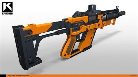 Hammer Assault Rifle