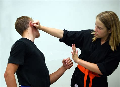 Hammer Fist Self Defense
