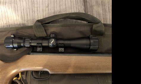 Hammerli 550 22 Air Rifle
