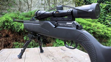 Hammerli 850 Airmagnum C02 Pellet Rifle In 22 5
