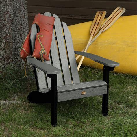 Hamptonburgh Essential Plastic Adirondack Chair