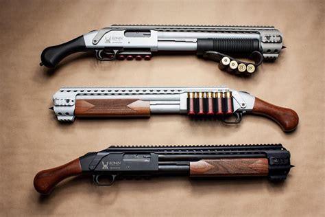 Handcrafted Shotgun
