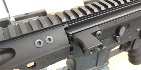 Handguard On Nfa Side Charging Upper Site Www Ar15 Com