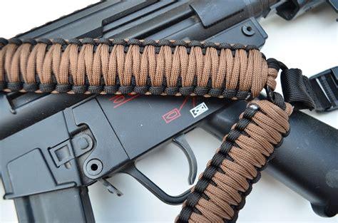 Handguard Paracord Sling Attachment