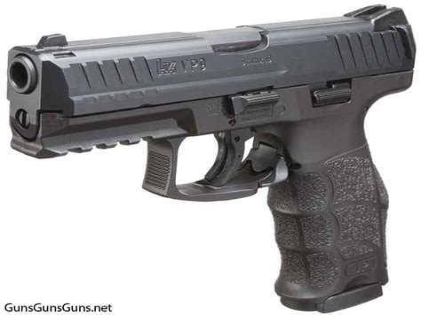 Handgun Review The Heckler Koch Vp9 Gungunsguns Net