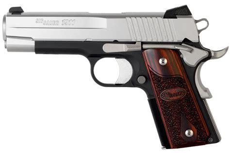 Handgun Review The Sig Sauer 1911 C3 Gungunsguns Net