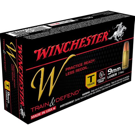 Handgun Ammo Winchester Ammunition