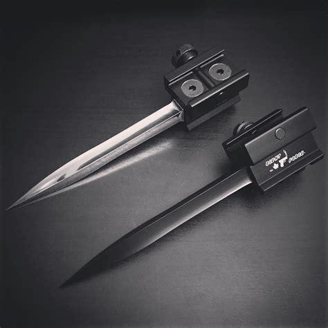 Handgun Bayonet