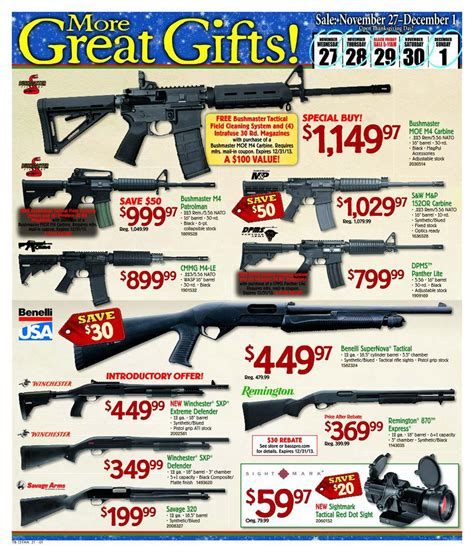 Handgun Black Friday