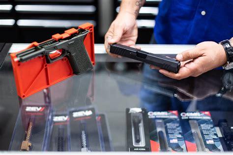 Handgun Build Kit