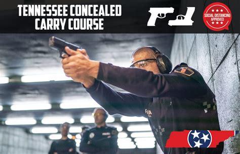 Handgun Carry Classes Chattanooga