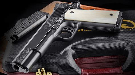 Handgun For Protection In The Home