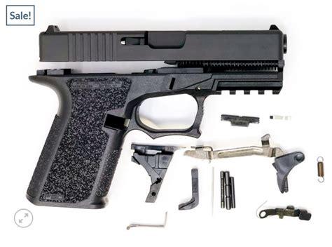 Handgun Kit With Two Calibers
