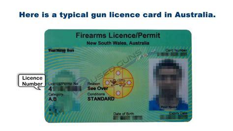 Handgun Licence Nsw