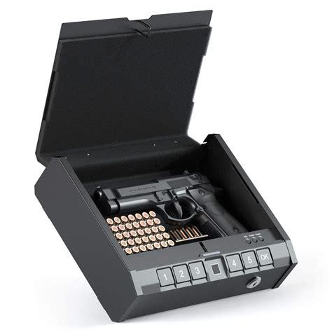 Handgun Lock Box For Home