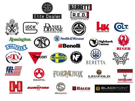 Handgun Manufacturer Logos