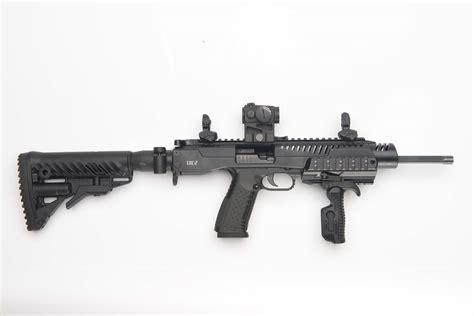 Handgun Rifle Conversion