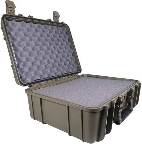 Handgun Travel Case For Air Travel