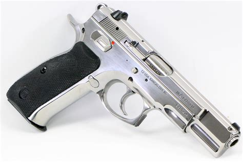 Handguns 9mm Stainless