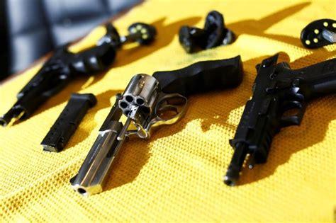 Handguns British Columbia