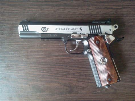 Handguns In India