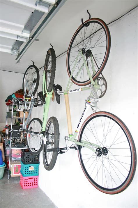 Hanging Bikes In The Garage Make Your Own Beautiful  HD Wallpapers, Images Over 1000+ [ralydesign.ml]