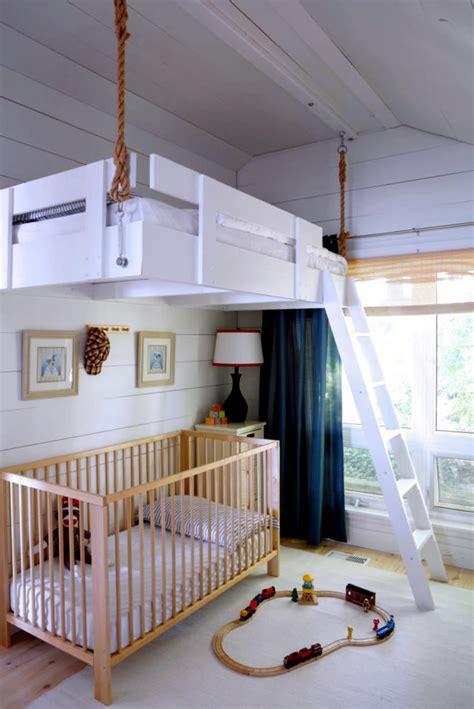 Hanging Loft Beds