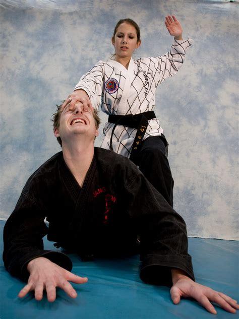 Hapkido Self Defense Video