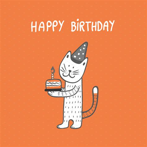 Happy Birthday Kitty Watermelon Wallpaper Rainbow Find Free HD for Desktop [freshlhys.tk]