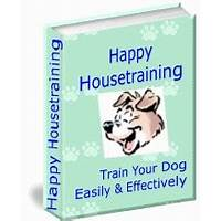 Guide to happy housetraining