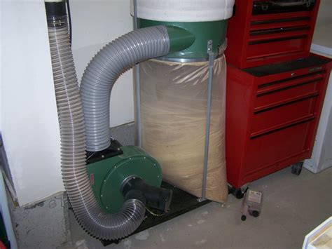 Harbor freight dust collector review Image