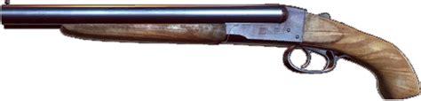Hardline Double Barrel Shotgun