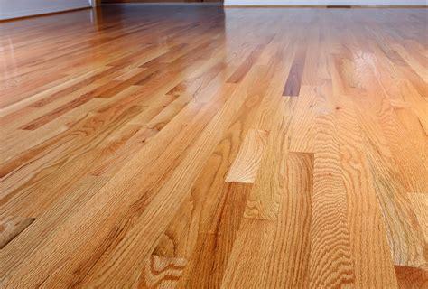 Hardwood floor finishes Image