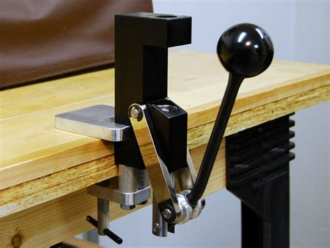Harrell S Precision Compact Reloading Press