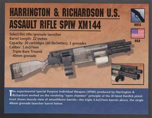 Harrington Assault Rifle