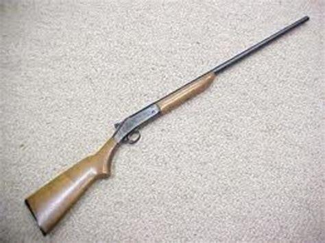 Harrington Williams 20 Gauge Shotgun