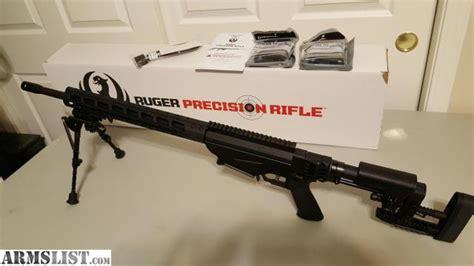 Harris Bipod Ruger Precision Rifle
