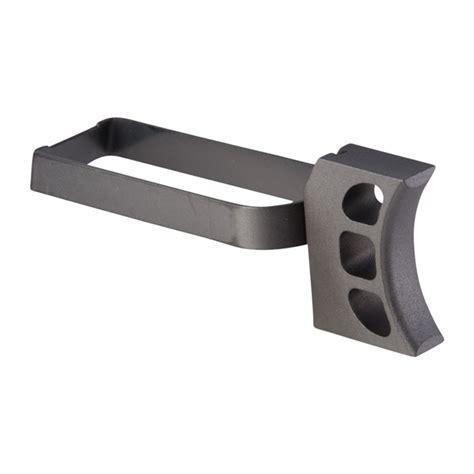 Harrison Design Consulting 1911 Extreme Service Trigger Long 1911 Trigger Black