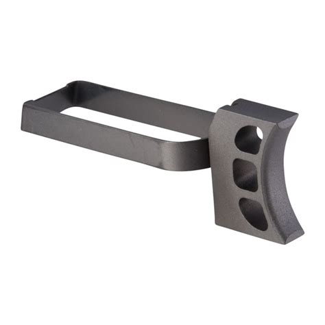 Harrison Design Consulting 1911 Extreme Service Trigger Long 1911 Trigger Silver