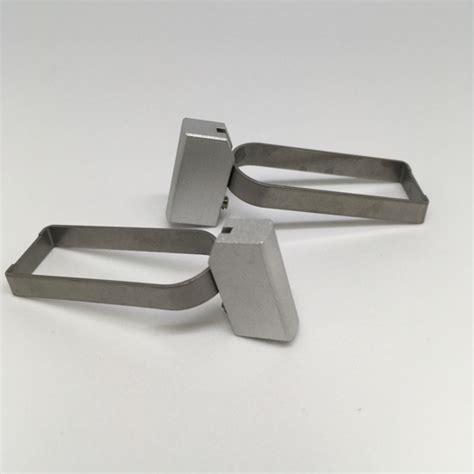 Harrison Design Consulting 1911 Extreme Service Trigger Medium 1911 Trigger Silver