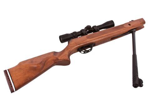 Hatsan 1000x Striker Wood Stock Air Rifle 22 Caliber