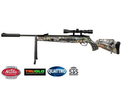 Hatsan 125 Sniper Air Rifle Combo Npss Camo