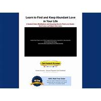 Coupon code for having abundant love 2 video meditations and guide pdf