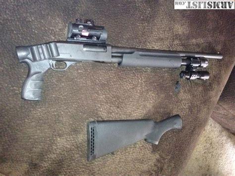 Hawk 12 Gauge Tactical Shotgun Review