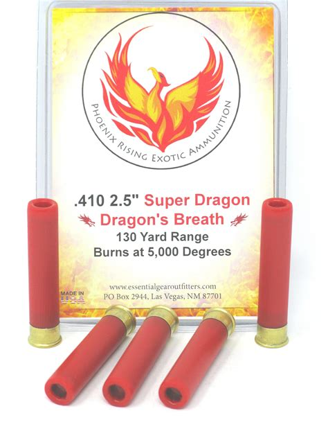 Hbg S Best For Dragon Ammo