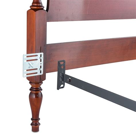 Headboard and footboard adapter conversion plates Image