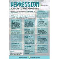 Heal depression naturally no therapy no drugs step by step